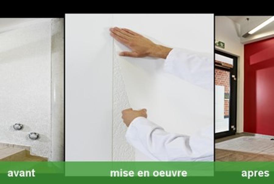 recouvrir lambris avec toile verre nettoyer graisse meuble bois sensationnel nettoyer. Black Bedroom Furniture Sets. Home Design Ideas