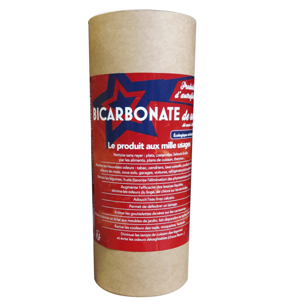 DOD - BICARBONATE DE SOUDE NATURELLA 1KG
