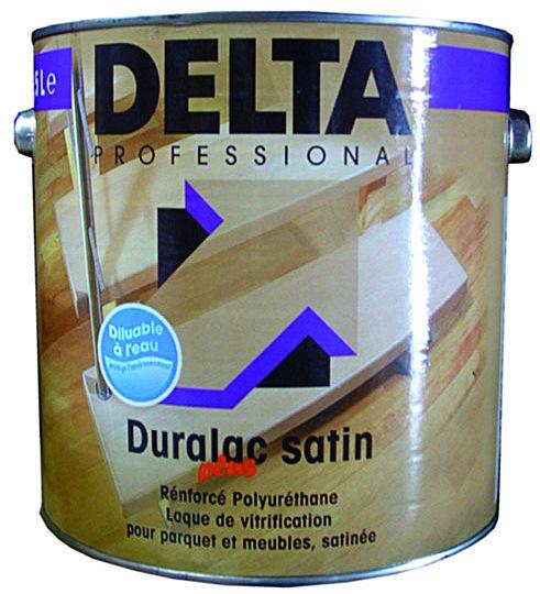 dod delta duralac inc satin 2l5. Black Bedroom Furniture Sets. Home Design Ideas
