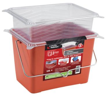 Pack Pull Liner 7L : 1 camion + 5 recharges