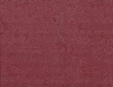 Nappe Damast bordeaux 138cmx15ml