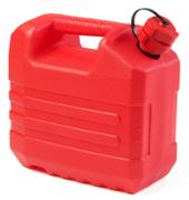 Jerrican Hydrocarbures 10L rouge